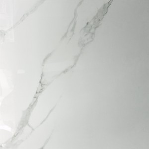 Floor Tiles Jupiter Marble Optic White Polished 80x80cm
