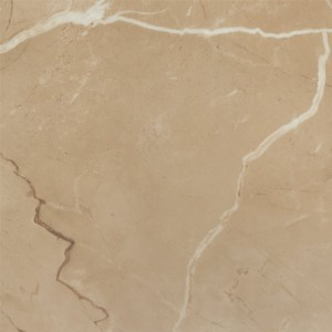 Floor Tiles Toronto Marble Optic Taupe Polished 120x120cm