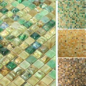 Glass Swimming Pool Mosaic Tiles Pergamon