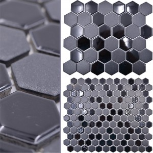 Ceramic Mosaic Tripolis R10B Hexagon