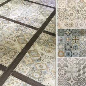Cement Tiles Optic Floor Tiles Oriental