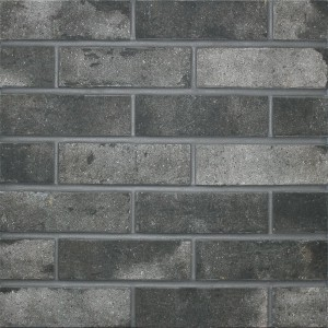 Floor Tiles Leverkusen 7,1x24cm Straps Dark Grey
