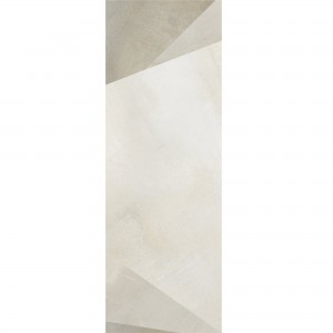 Wall Tiles Queens Rectified Sand Decor 6 30x90cm