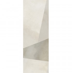 Wall Tiles Queens Rectified Sand Decor 9 30x90cm