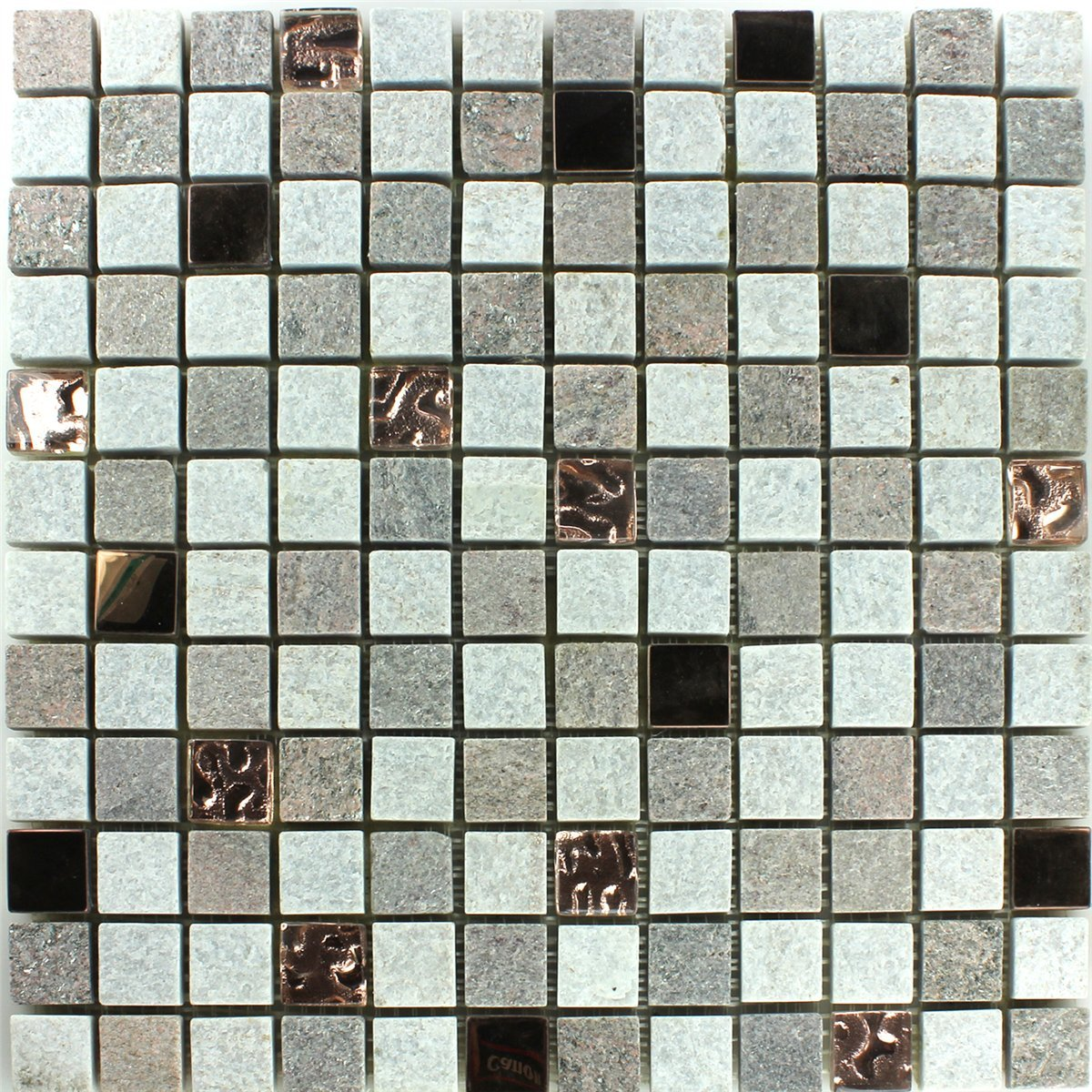 Glass metal natural stone mosaic tiles grey red mt51272 mosaic tiles glass metal natural stone tiles grey red dailygadgetfo Gallery